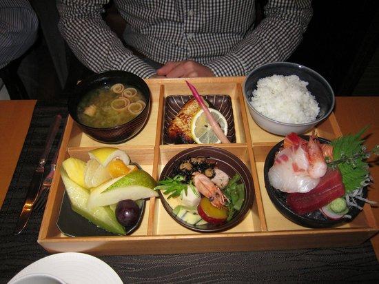 Conrad Tokyo: Bento box