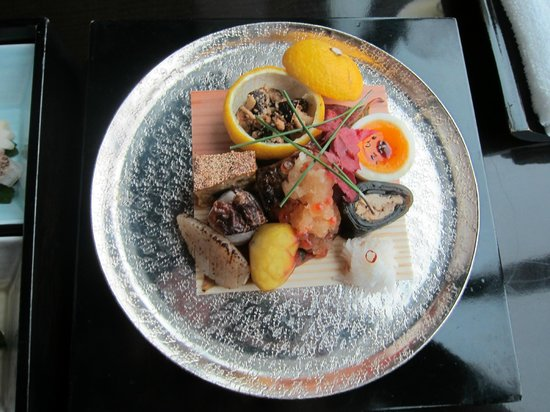 Conrad Tokyo: Lunch