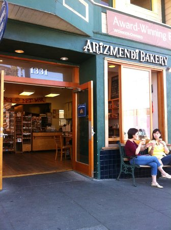 ‪Arizmendi Bakery‬