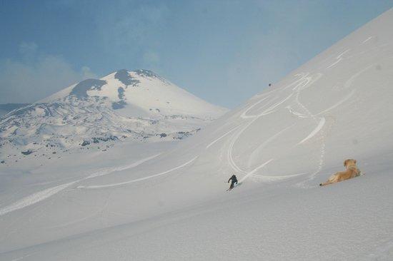 B&B La Giara: B&B Nicolosi_Etna Skiers
