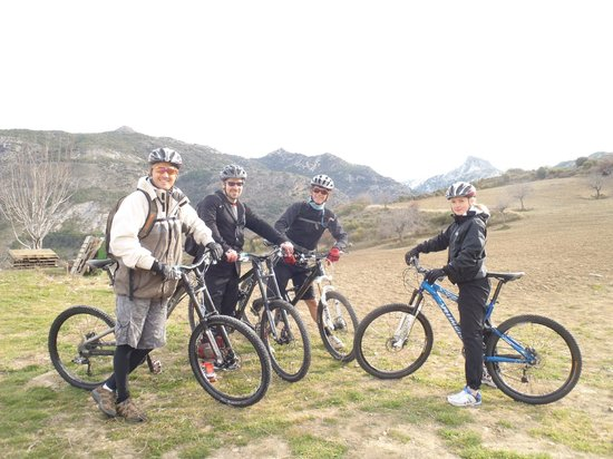 Arte Vida Suites & Spa : best Mt biking ever