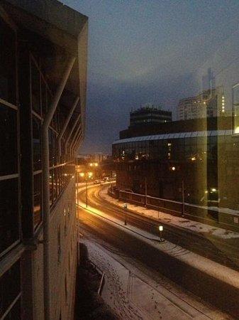 Ibis Cardiff:                   Amazing View