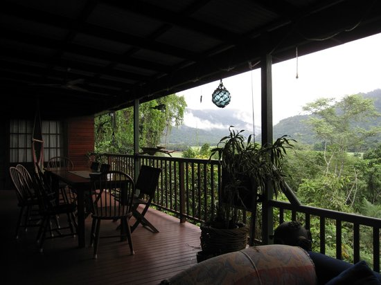 Mossman Gorge Bed and Breakfast:                   Spectular views and location - Mossman Gorge B&B