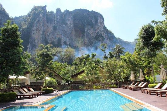 Aonang Phu Petra Resort, Krabi: scenic view