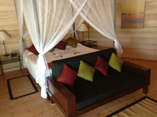 Kuredu Island Resort & Spa:                   Inside room 137