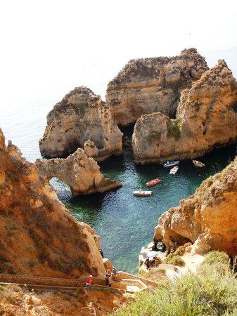 Praia Dona Ana: Ponta da piedade