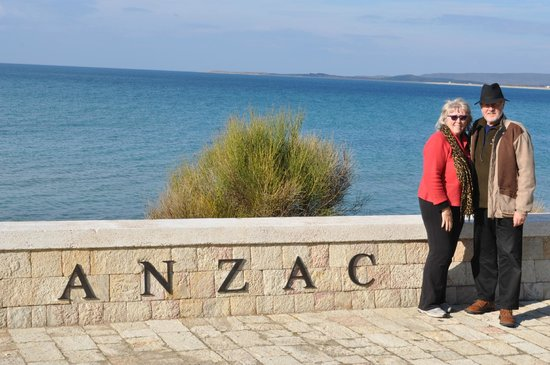 Osmanhan Hotel :                   At ANZAC cove