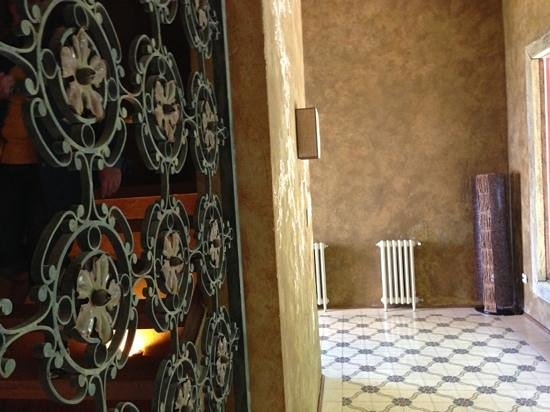 Luma Casa de Montana: pasillo a la habitaciones
