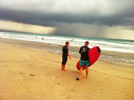 UP2U Surf School Bali :                   let's start