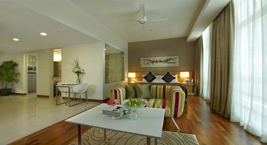 Fraser Place Kuala Lumpur: Studio Premier