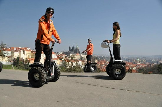 Segway Rent Prague