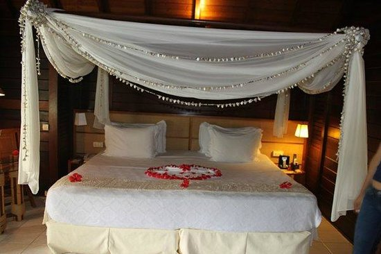 Nannai Resort & Spa:                   Cama