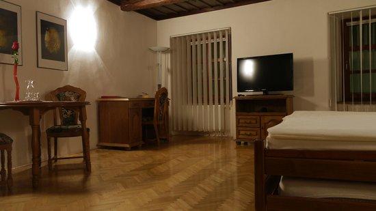 Hotel Arigone: номер