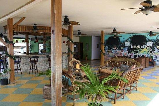 Hotel Oasis: Salón