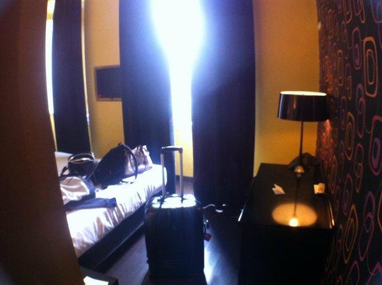 Hotel Universo: Chambre