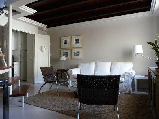 Metropol Rooms Apartamentos : Apartamento Duplex