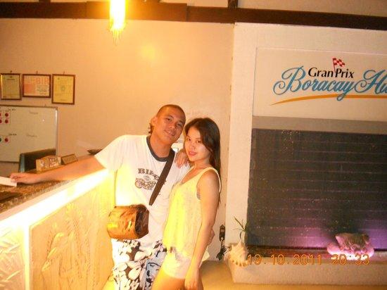 Gran Prix Boracay Hideaway:                   Hotel Lobby