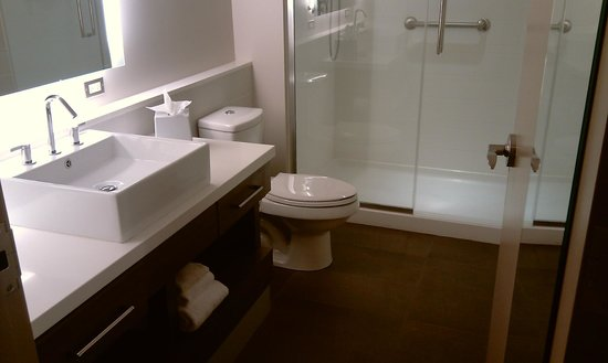 Element Miami International Airport: bagno