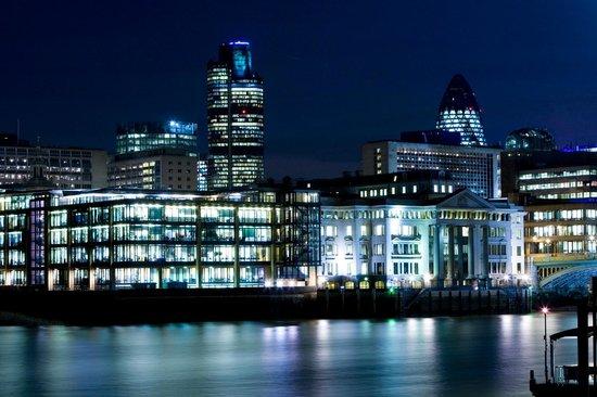 The City - Foto di Marlin Apartments Aldgate, Londra ...