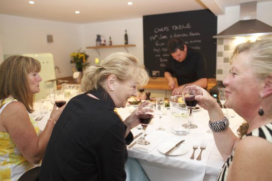 The Culbone: Private Dining with Jack at his Chefs Tables