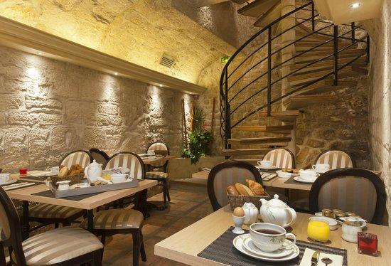 Hotel Le Regent: Breakfast room