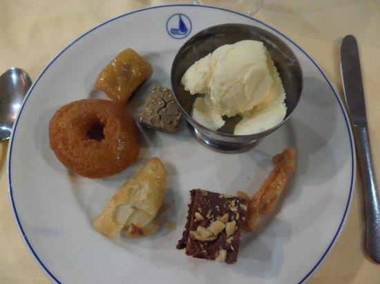 El Mouradi Club Kantaoui: Desserts