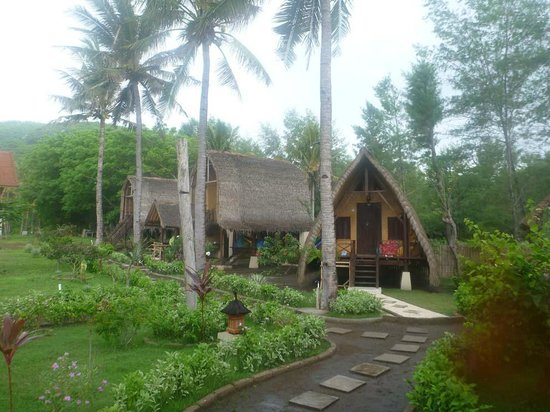 Cabins at The Exile
