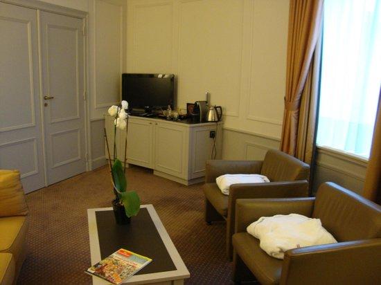 Crowne Plaza Brugge: Suite