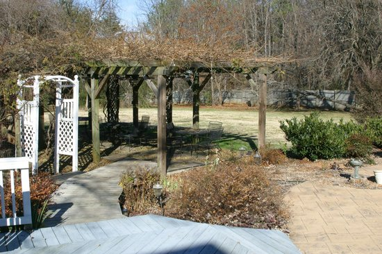Concord, VA: Great backyard and Pool area