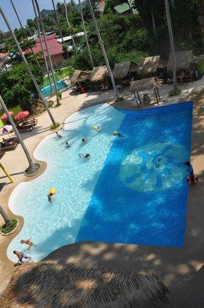 Coco Splash Adventure and Water Park: COCO SPLASH Laguna Pool