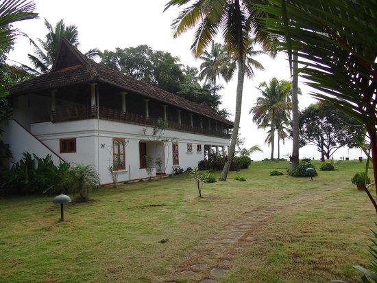 Kovilakam Lakeside Villa:                   the annex