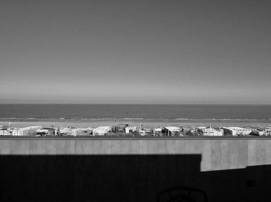 Hotel Select Suites & Spa: Vista dalla terrazza della H Suite