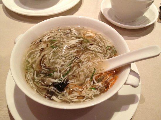 Dong Lai Shun : Bean curd soup