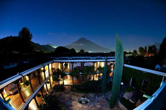 هوتل كازا سانتو دومينجو: Vista desde el Hotel
