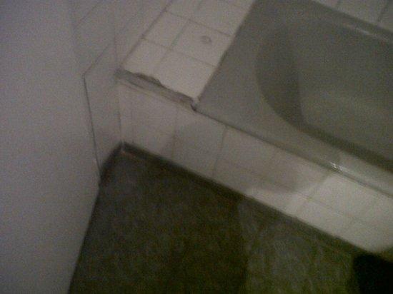 Hotel Patagonia : baño