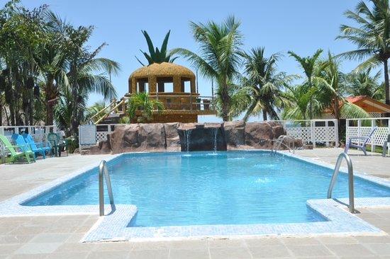 Puerto Cortes, Honduras: Pool Area