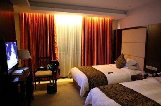 Baidu International Hotel: room inside