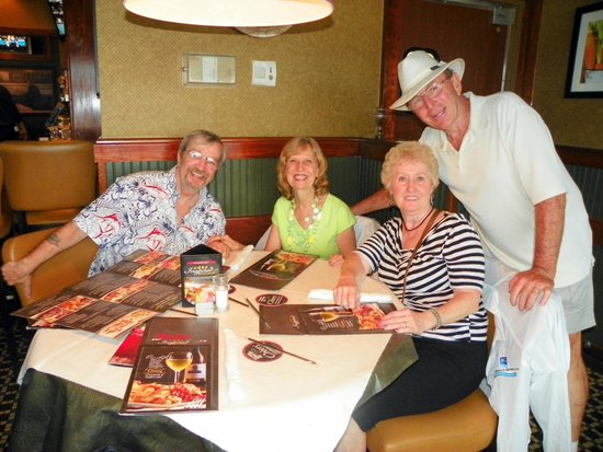 Ruby Tuesday: Tuesday's a great place to take family