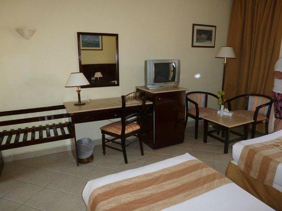 Island Garden Resort: standard room