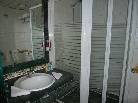 Island Garden Resort: bathroom