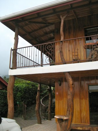 Monteverde Rustic Lodge:                   Rustic Lodge