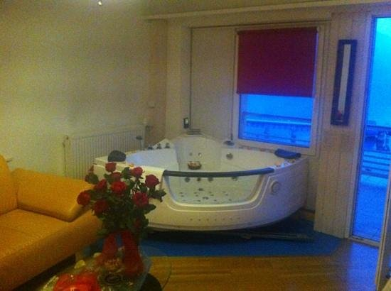 Strandhotel Seeblick: le salon