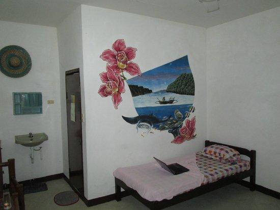 Sunshine Pension House:                   Room Number 8