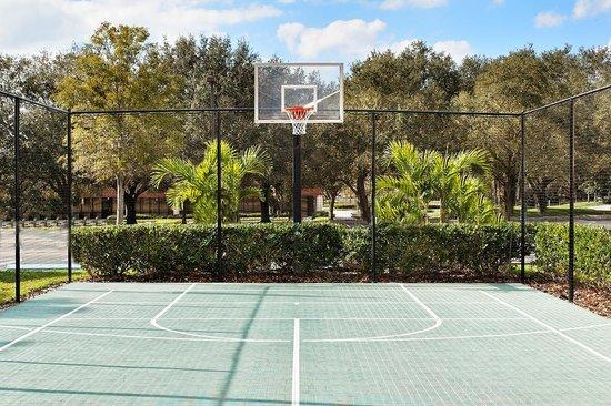 Residence Inn Tampa Sabal Park/Brandon: Sport Court