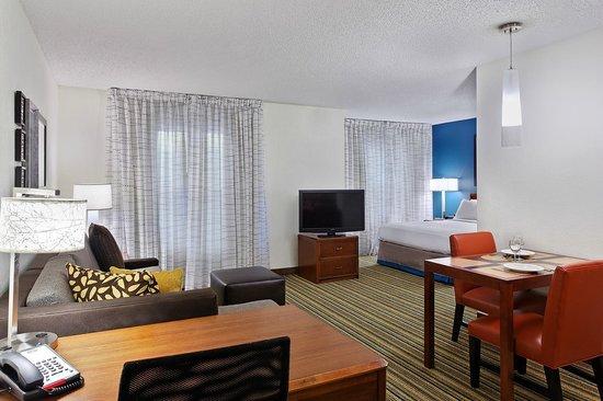 Residence Inn Tampa Sabal Park/Brandon: Studio Suite