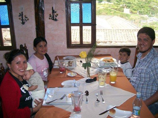 Samari Spa Resort: La comida una sola palabra: deliciosa