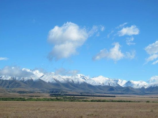 Lord of the Rings Twizel Tour: Pelennor Fields!