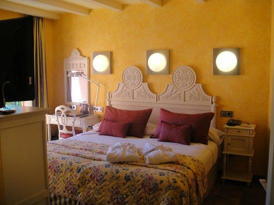 Salles Hotel & Spa Cala del Pi:                   Room