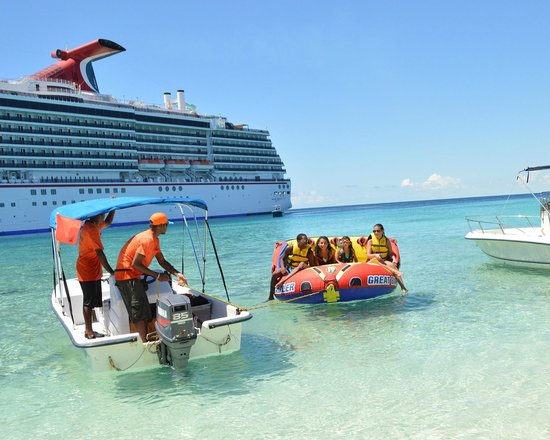 Grand Turk: Brawler Towable