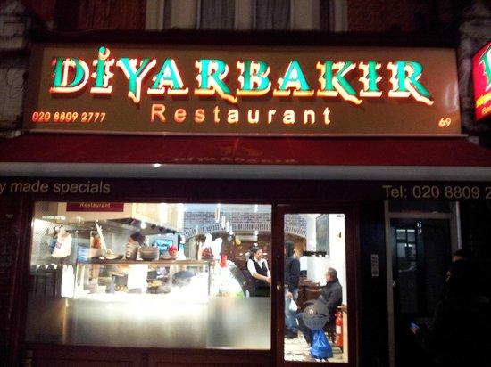 Diyarbakir Restaurant Edgware Road